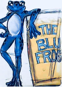 The Blu Frog